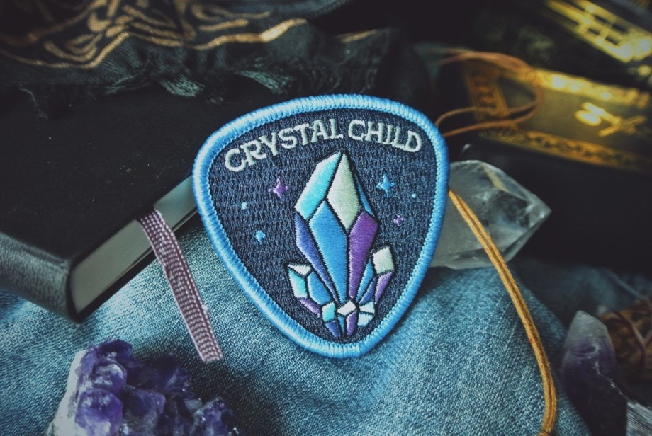 Crystal Child Patch