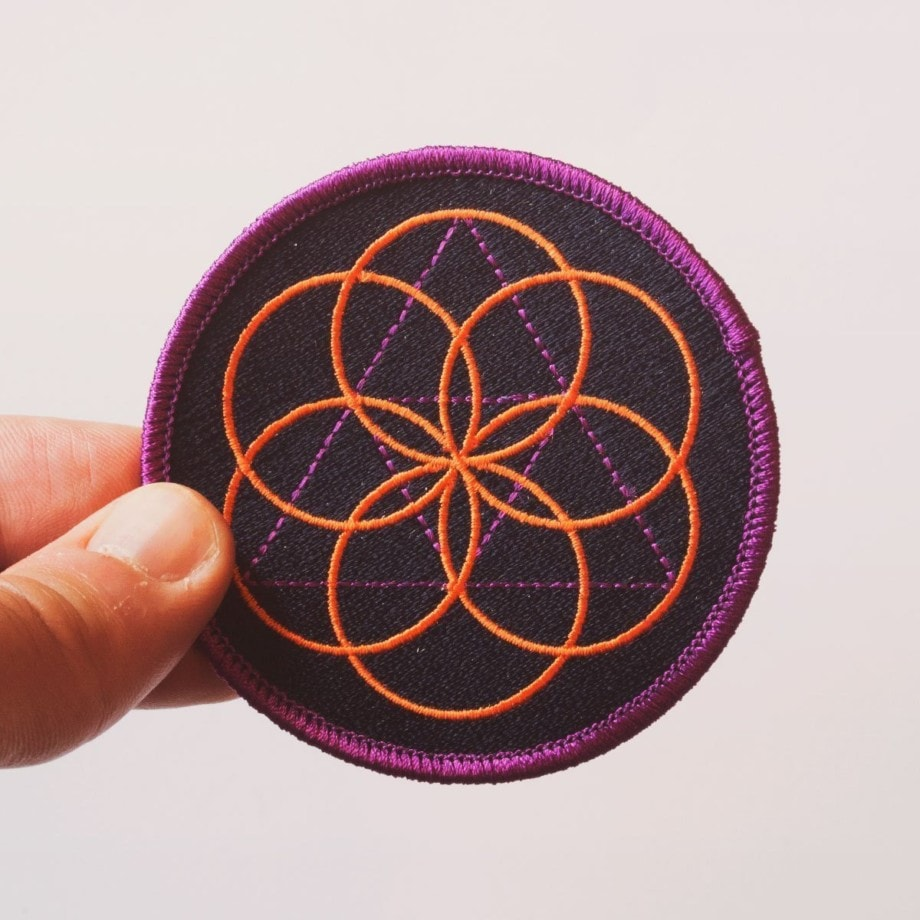 Seed of Life Patch