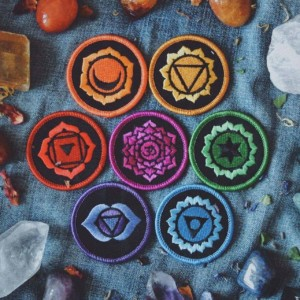 Chakra Patches Complete Set