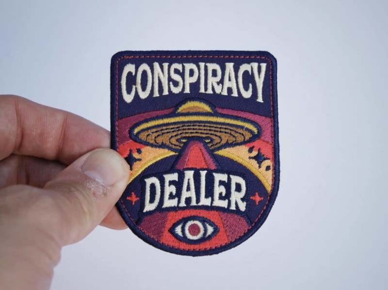 Conspiracy Dealer Patch