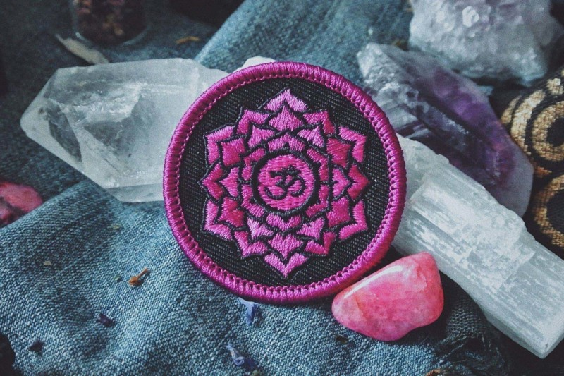Crown Chakra Patch