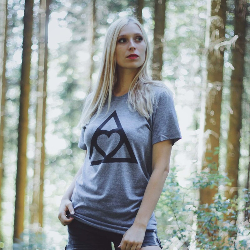 Heart Triangle T-Shirt