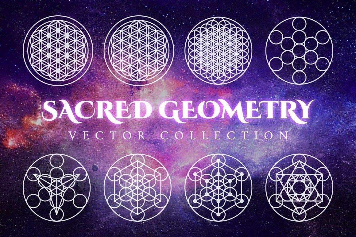 sacred geometry vector pack starseed supply co