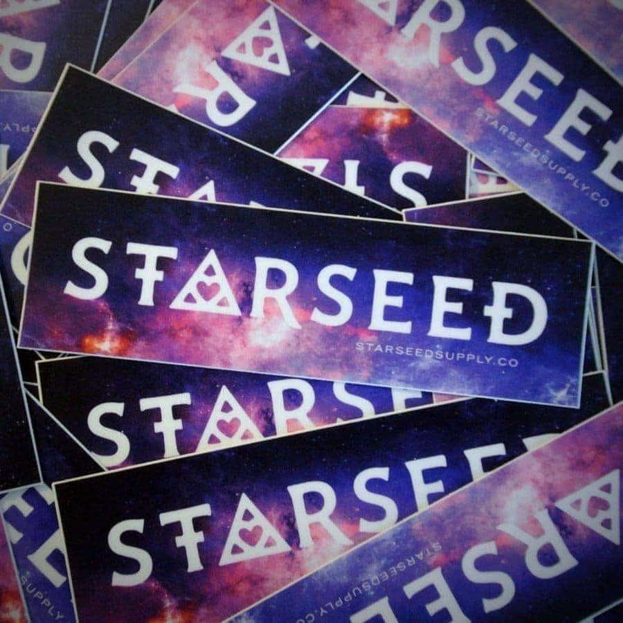 Starseed Sticker