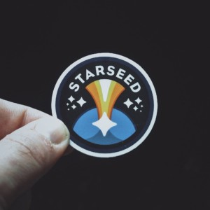 Starseed Sticker