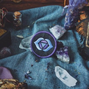 Third Eye Chakra Patch