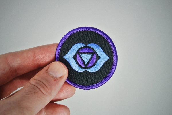 Third Eye Chakra Patch (Ajna)