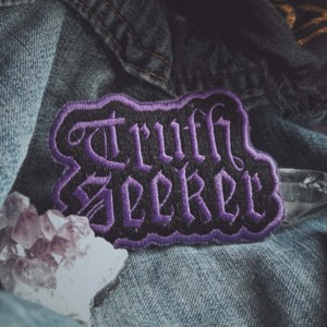 Truth Seeker Patch