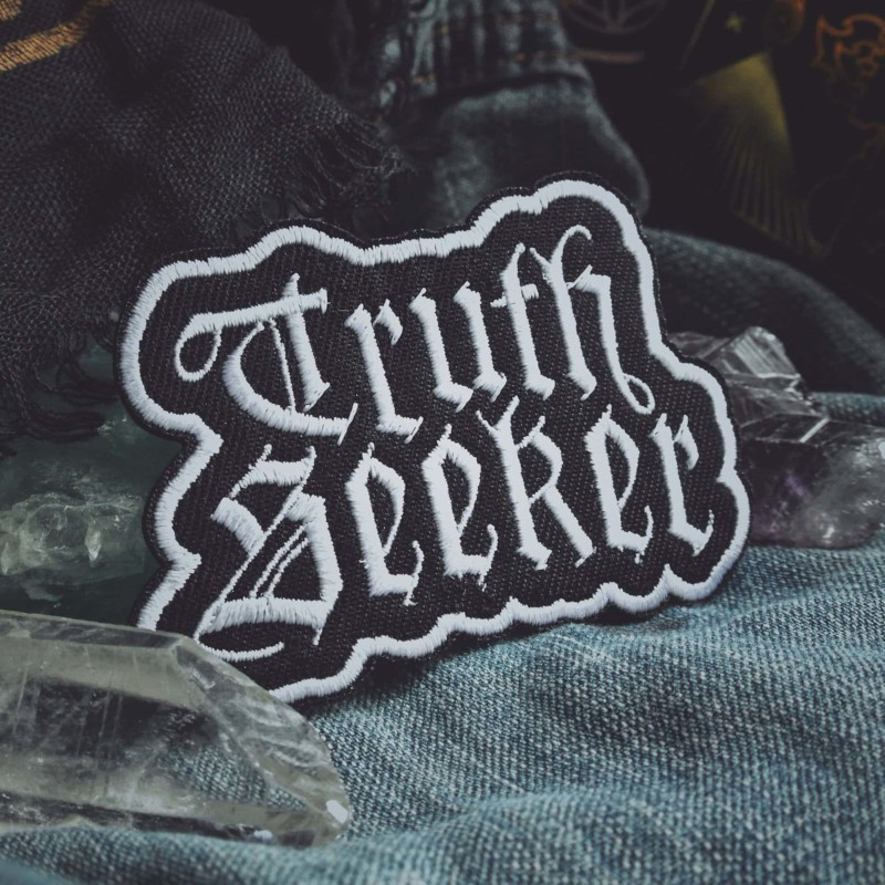 Truth Seeker Patch